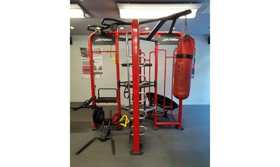 Life Fitness Synrgy 360XS Mix Functional Rig , gym , exercise equipment