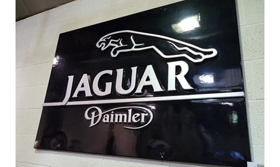 Sale of Jaguar Memorabilia and Classic Car Memorabilia