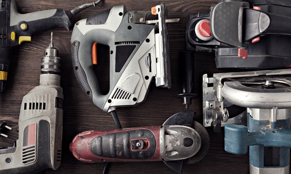 Contractors tools & Equipment