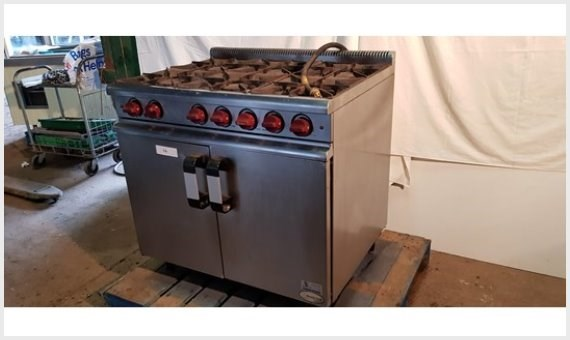 Commercial Catering Equipment Auction