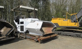Used Road Equipment Direct from Volvo CE