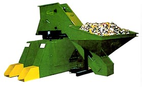 Collective sale of Waste Re-cycling Machinery & Equipment to include Screeners, Shredders, Crushers and more!