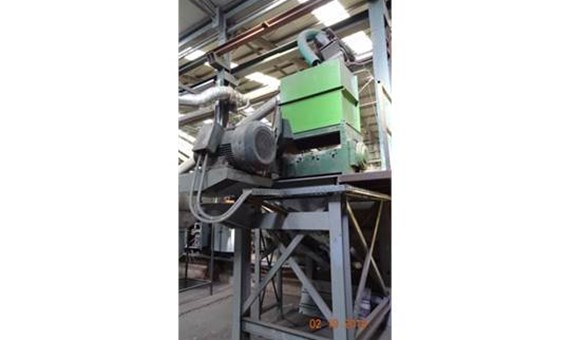 Cumberland 50B Central Granulator (B Series)