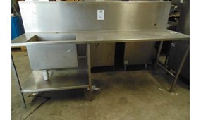 Seized Commercial Catering Equipment Auction
