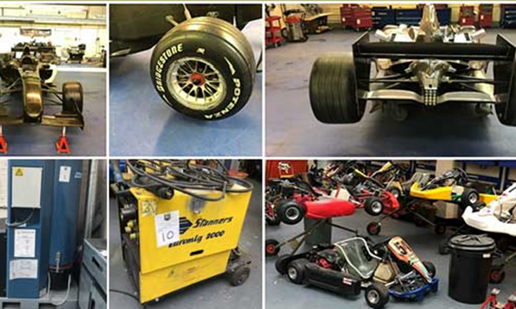 MOT Department auction
