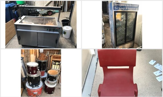exclusive north London school surplus auction