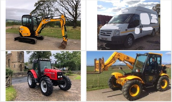 Autumn Plant and Machinery Auction