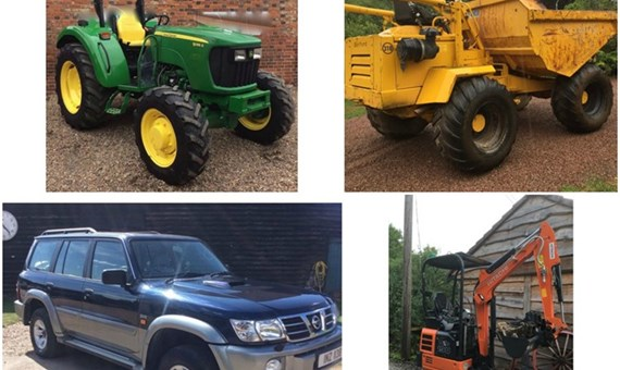Huge Plant and Machinery Auction