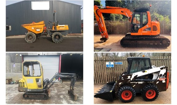 Plant and Machinery Bank Holiday Bargains