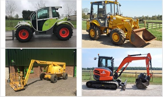 HUGE plant and machinery sale