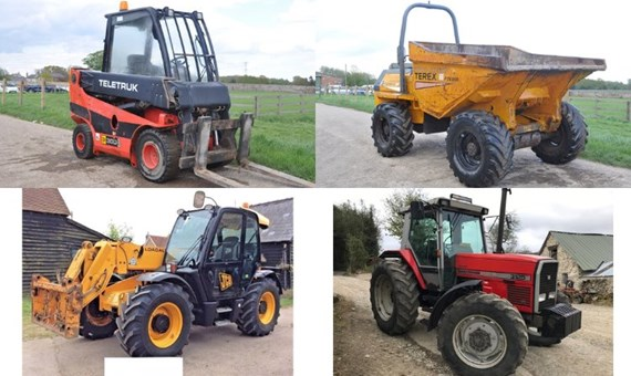Plant and machinery sale (june)
