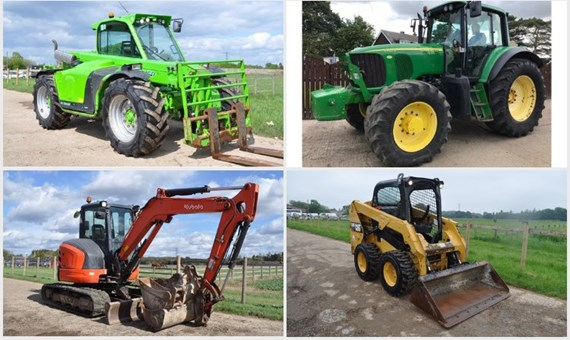 NCM's Latest October Plant and Machinery Auction