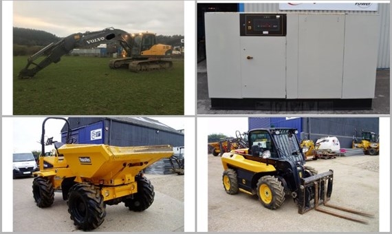NCM's Big Bang plat and machinery auction